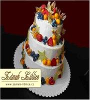 Свадебный торт 6